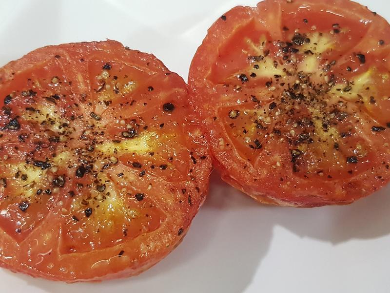 氣炸鍋蕃茄盅