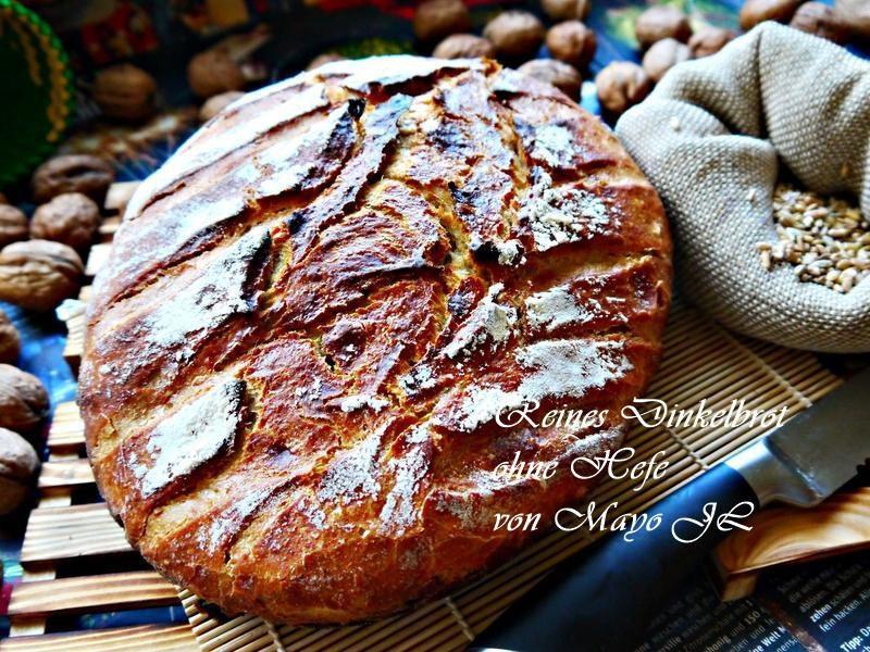 斯佩爾特酸麵糰麵包