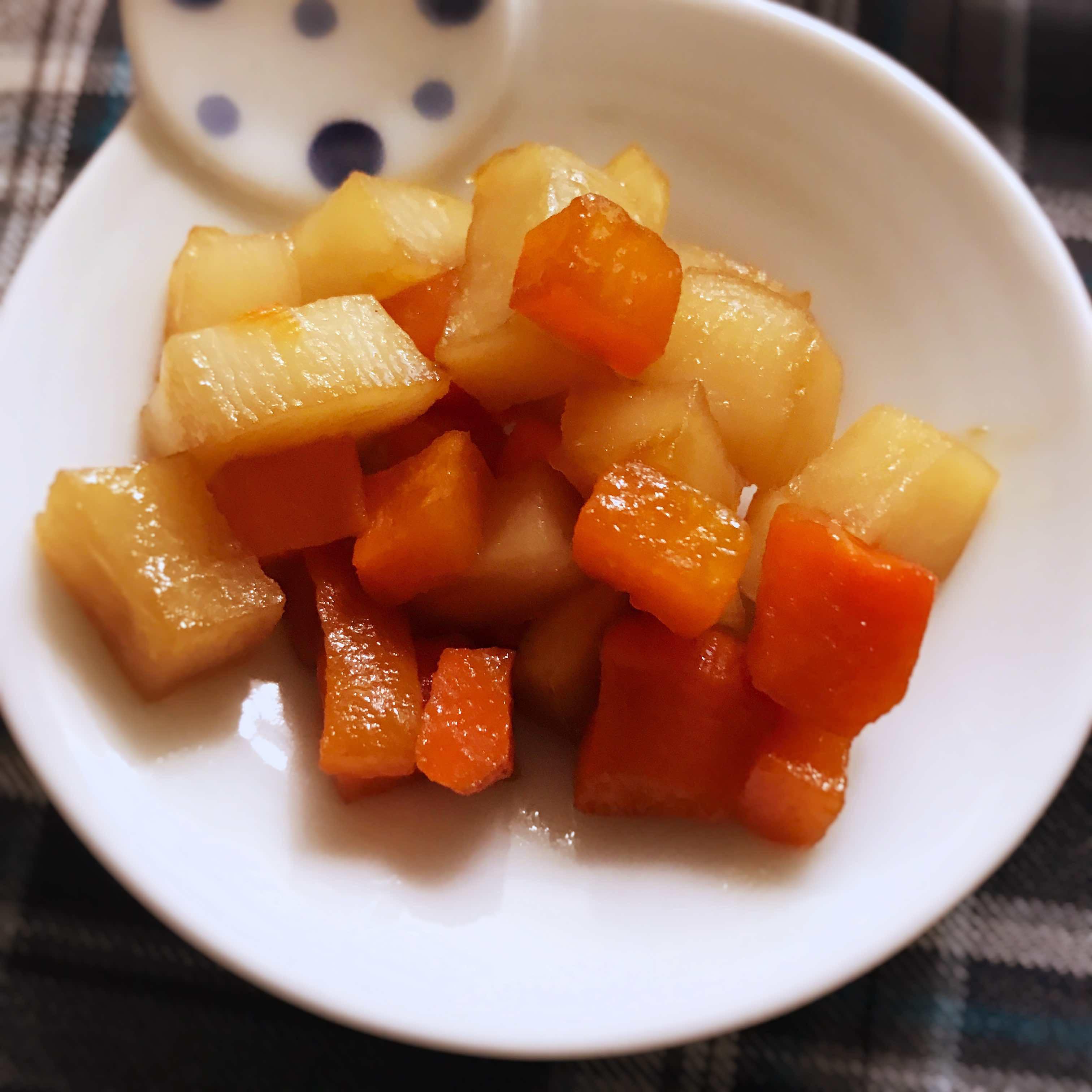 【日式副菜】照燒馬鈴薯丁