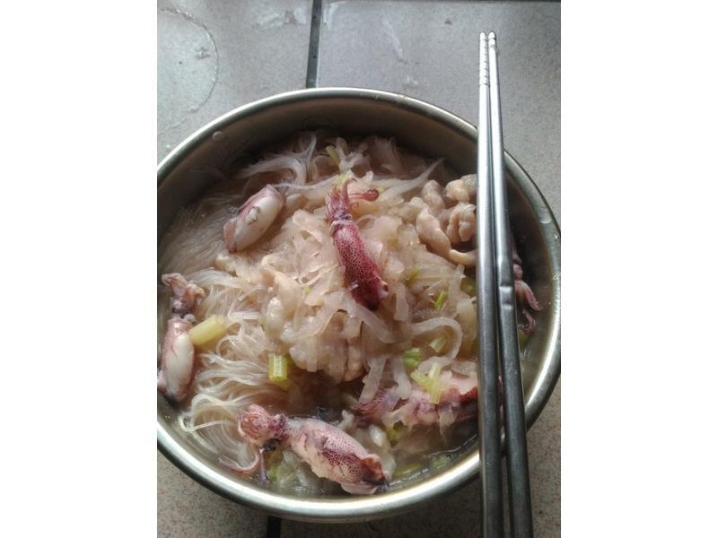 小卷米粉湯