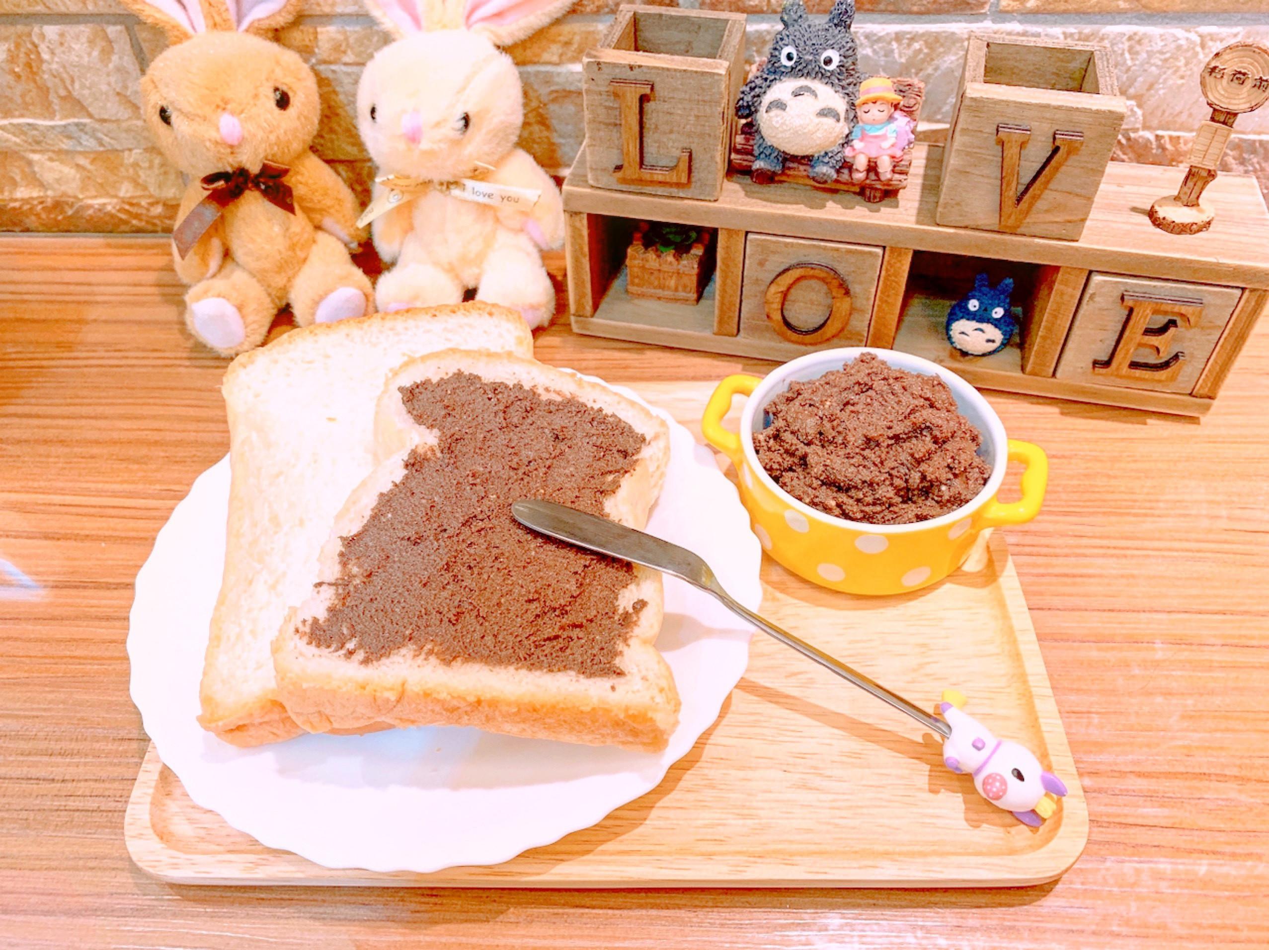 巧克力奶酥抹醬