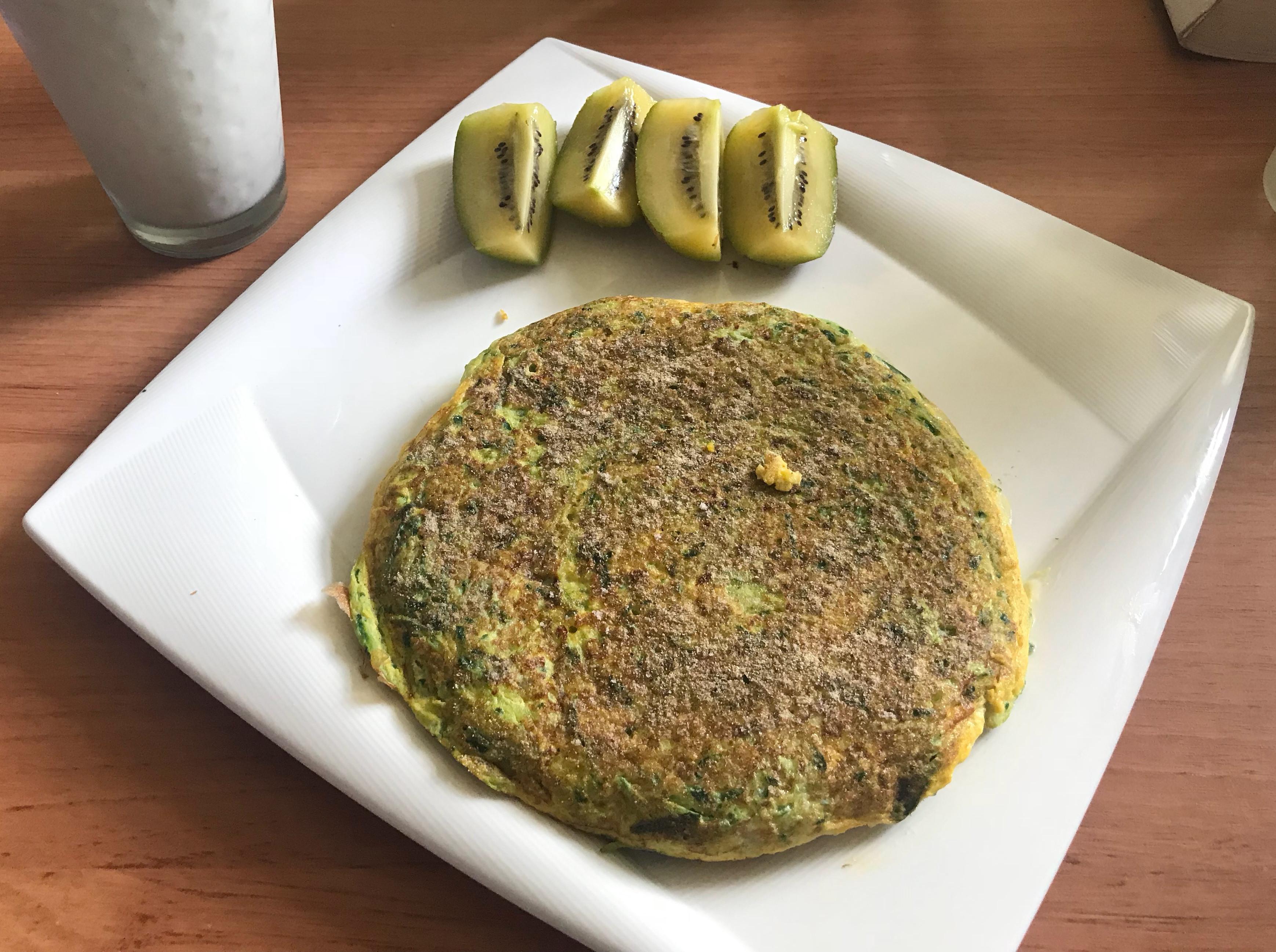 小黃瓜PITA蛋餅