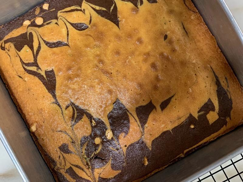 大理石牛油蛋糕