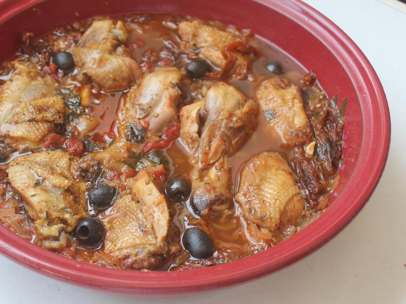 摩洛哥燉雞