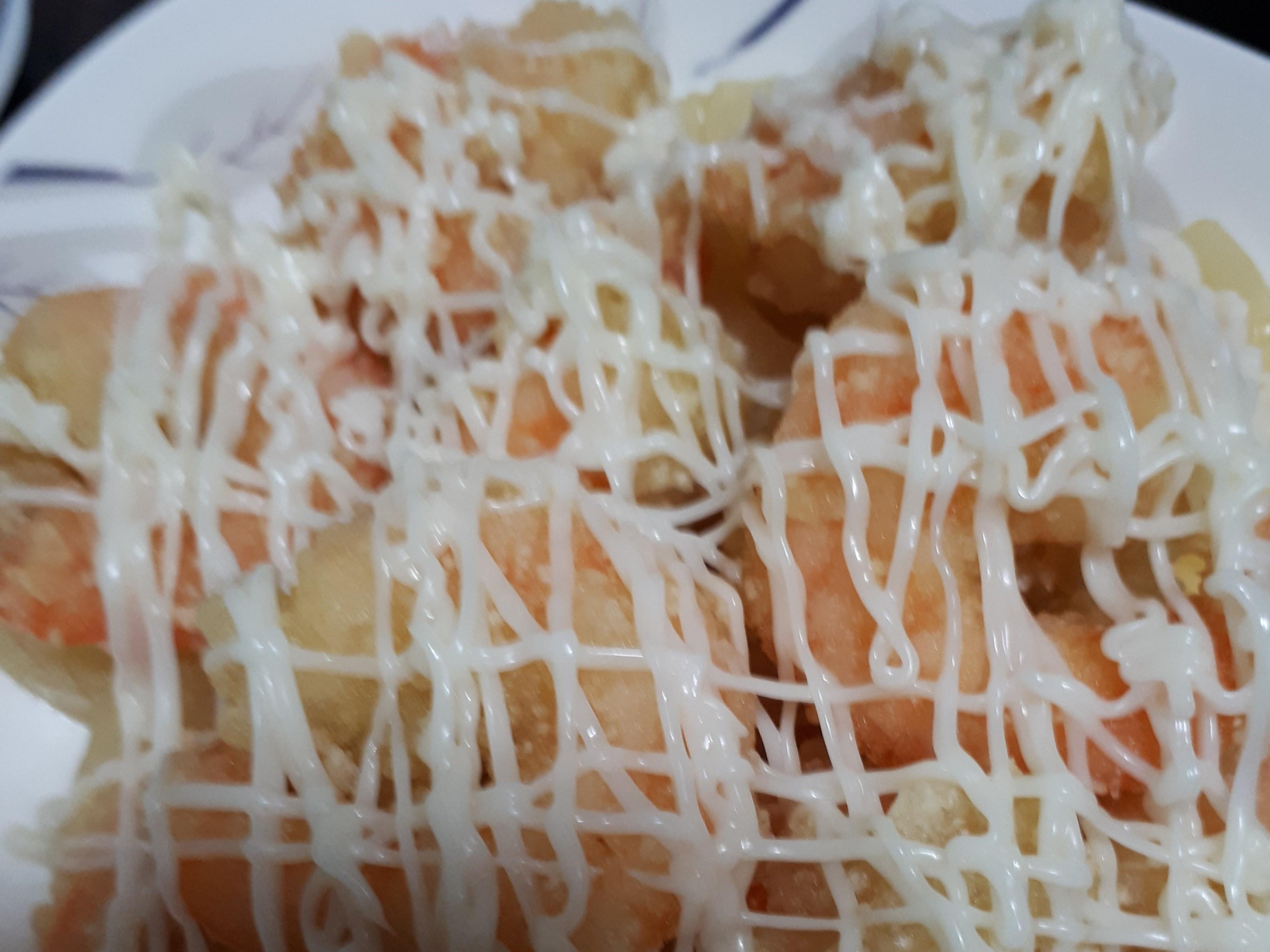 甜蜜蜜之鳳梨蝦球