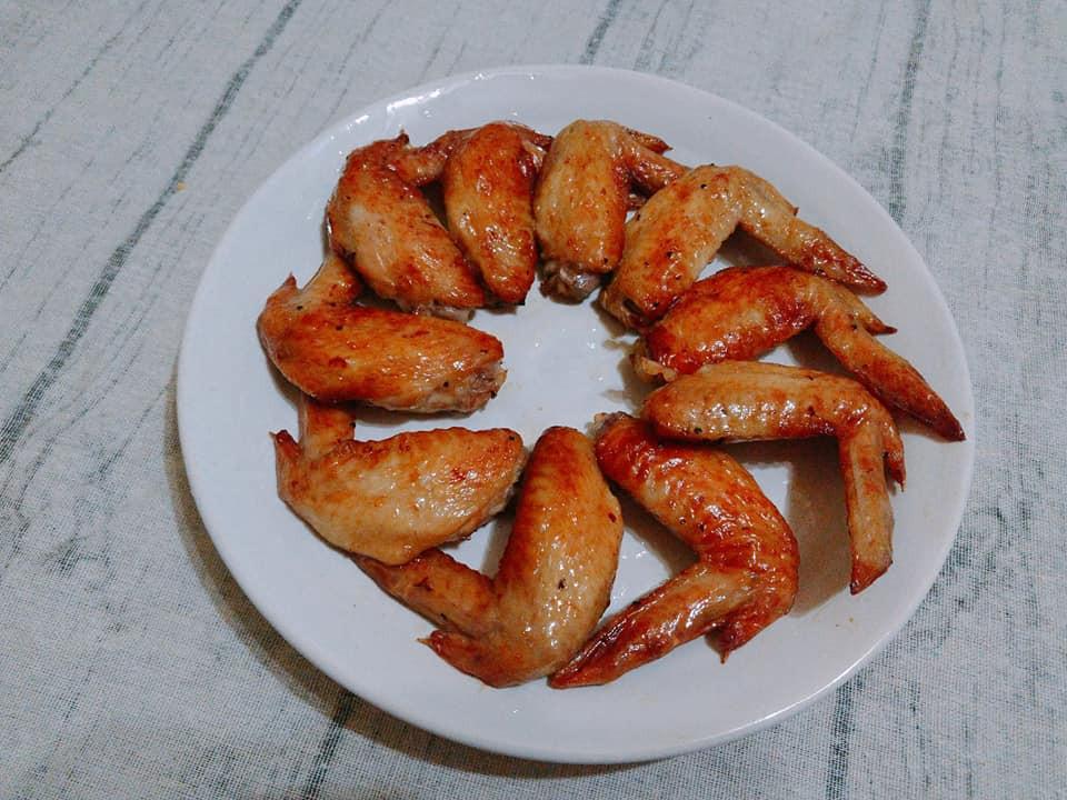 氣炸鍋~雞翅、雞小腿