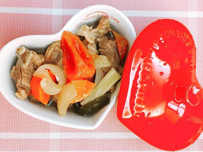 蕃茄燉牛肉(零失敗料理)