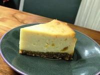 柚香重乳酪蛋糕