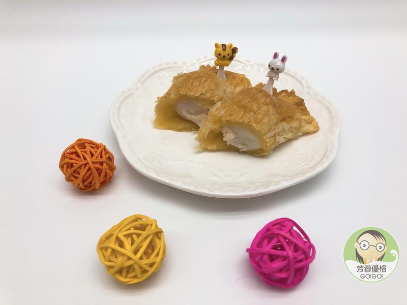 氣炸酥皮湯圓燒~氣炸鍋料理