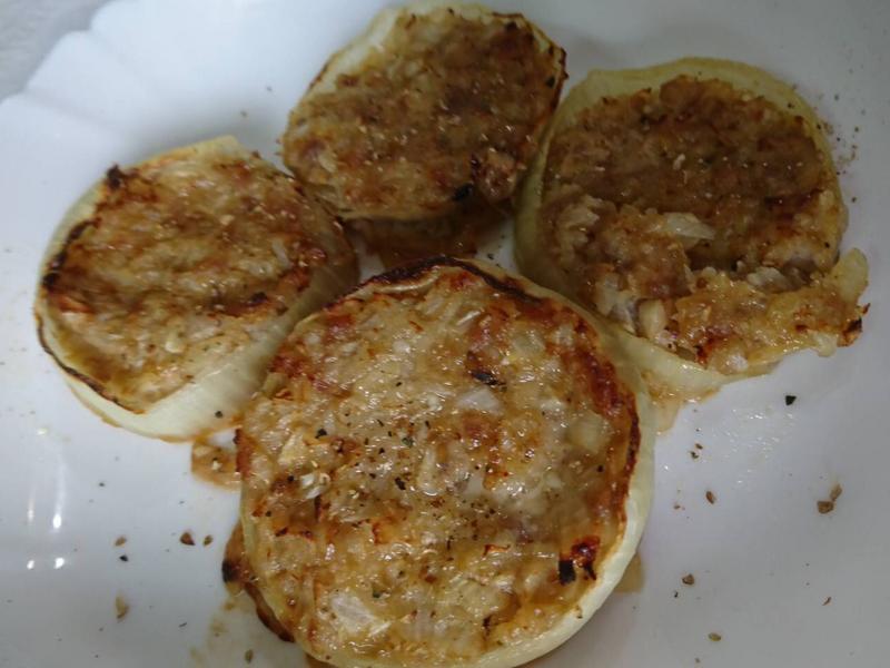 洋蔥襄肉-新店民權氣炸鍋食譜