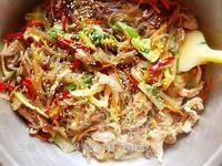 韓式雜菜잡채