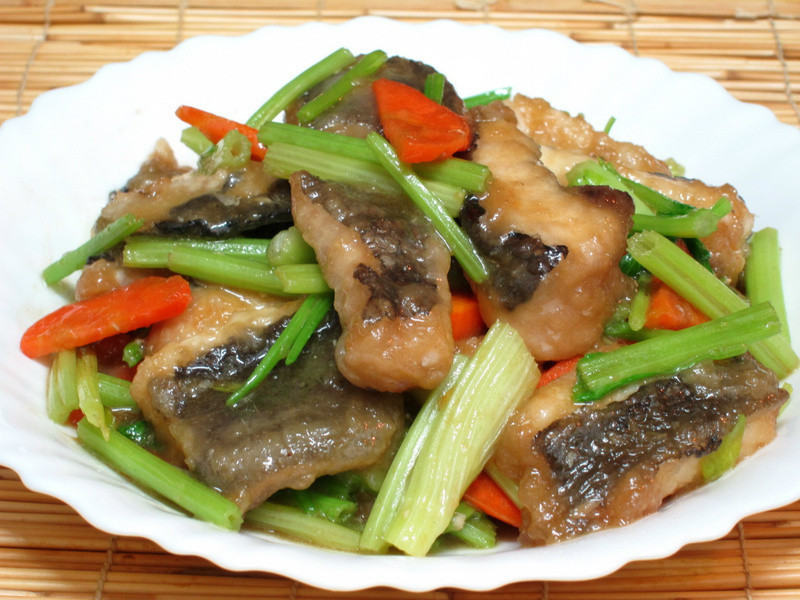 【四季江戶味之秋季料理】時蔬燴海鰻