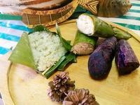 泰雅傳統美食-香蕉飯