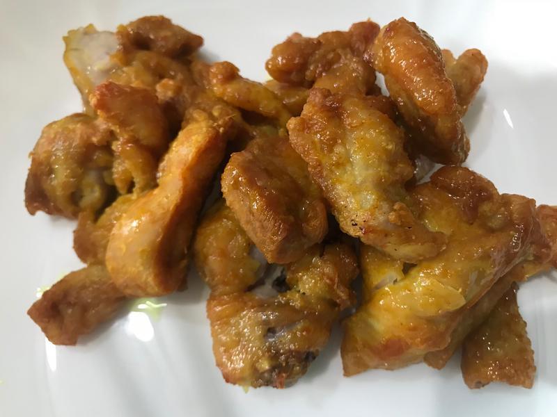 咖喱雞塊-新店民權氣炸鍋食譜