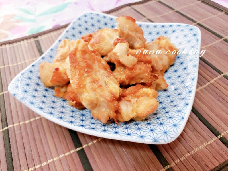 氣炸鍋料理:日式炸雞