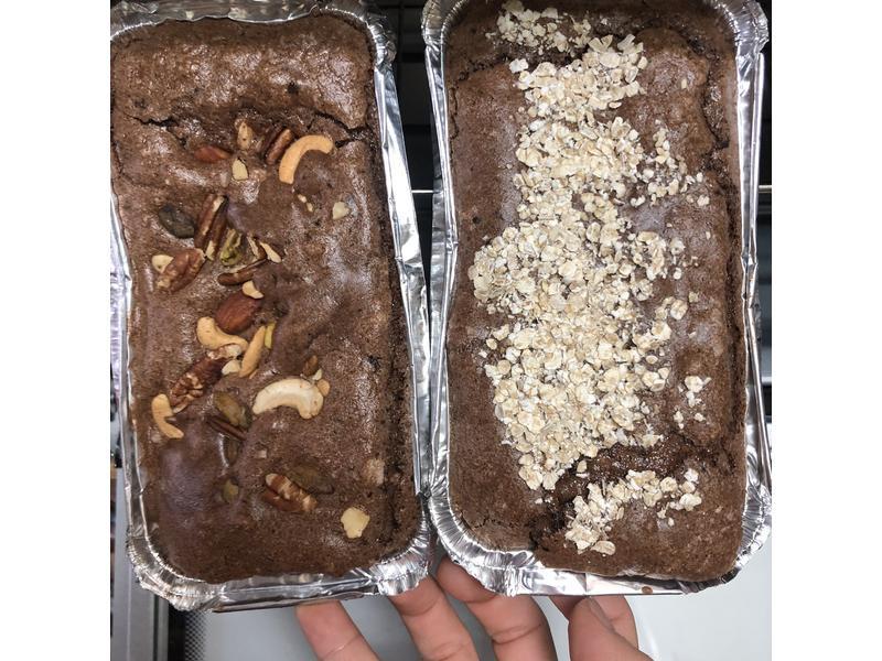 生酮低醣黑巧克力蛋糕