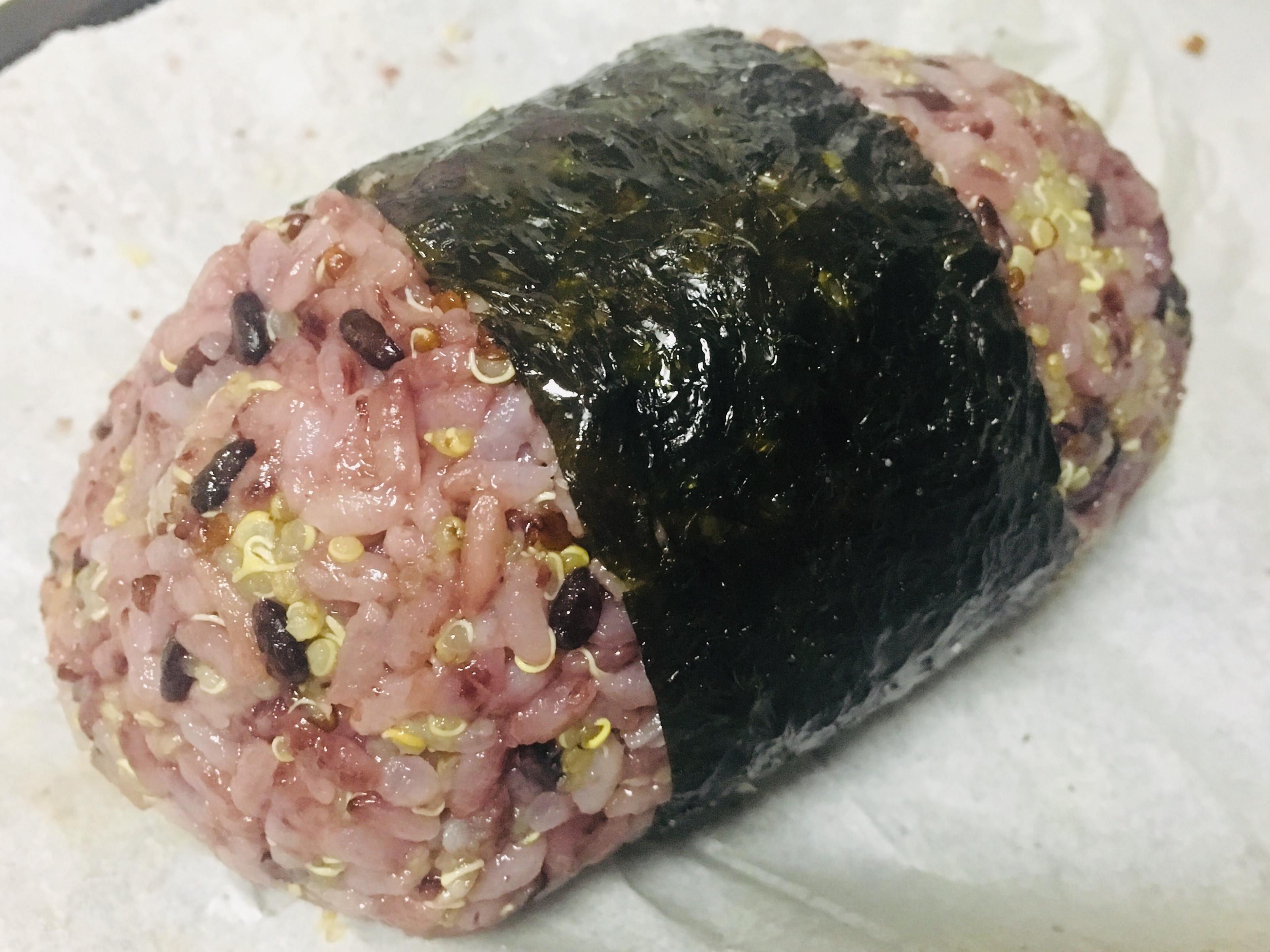 韓式泡菜雞肉海苔飯糰