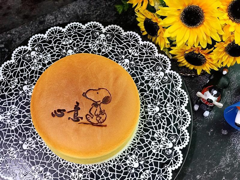 百香果棉花蛋糕(6吋、水浴烤)
