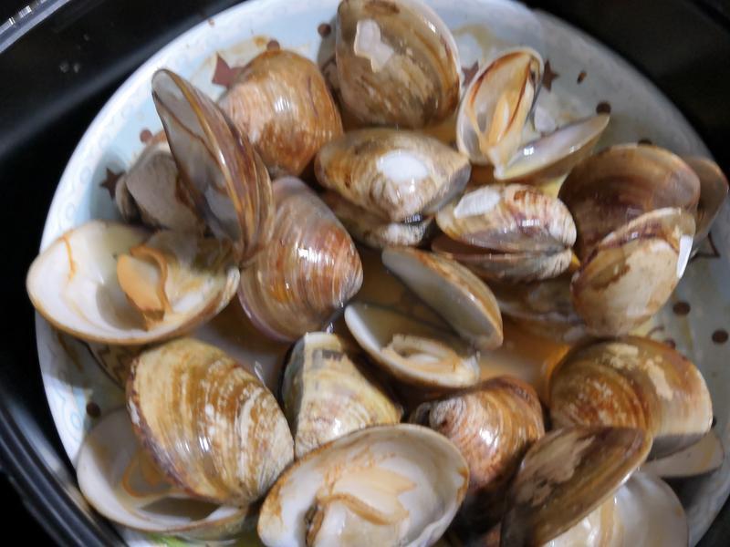 酒香蛤蜊-板橋館氣炸鍋食譜