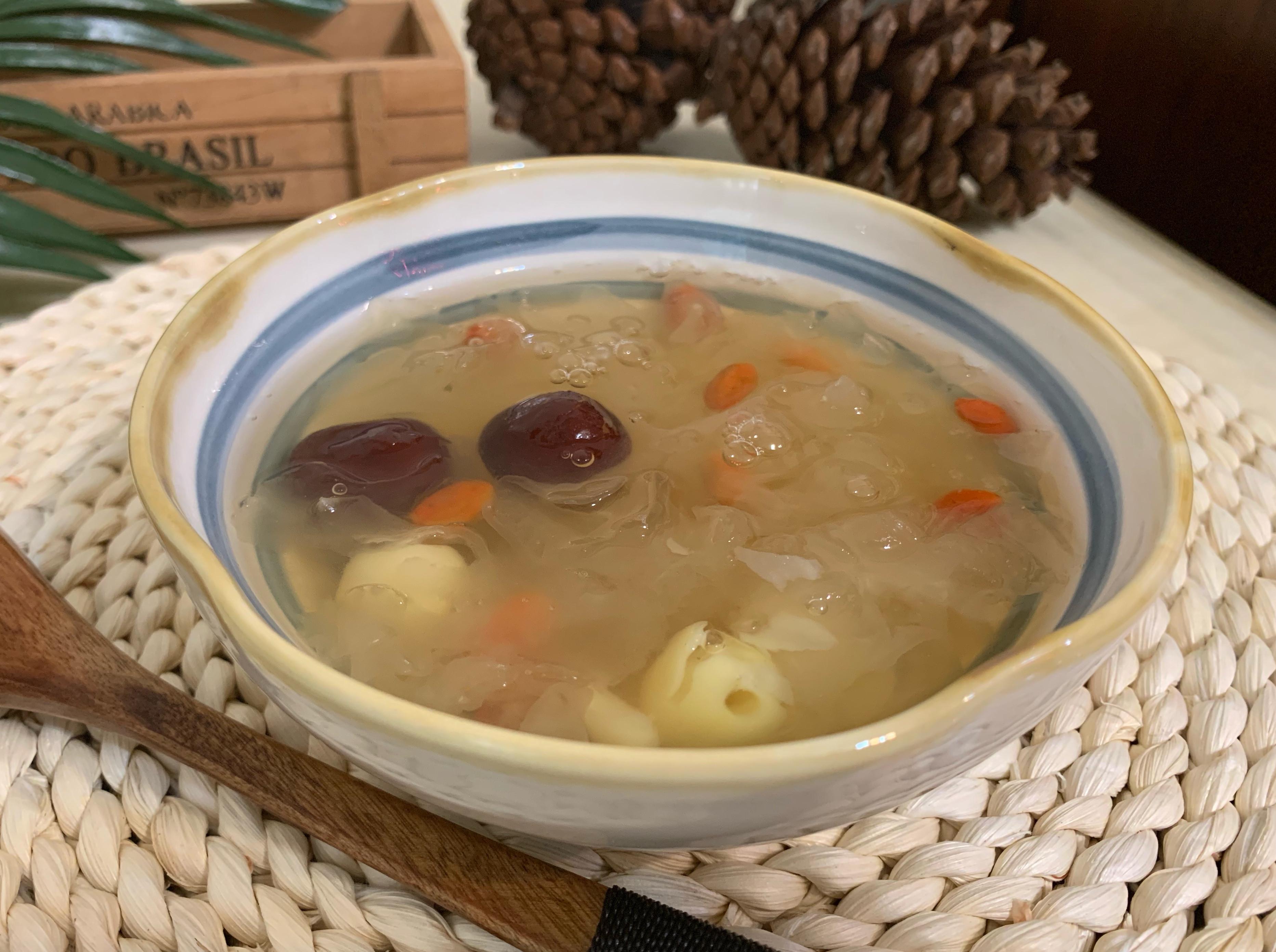 銀耳蓮子湯(白木耳)