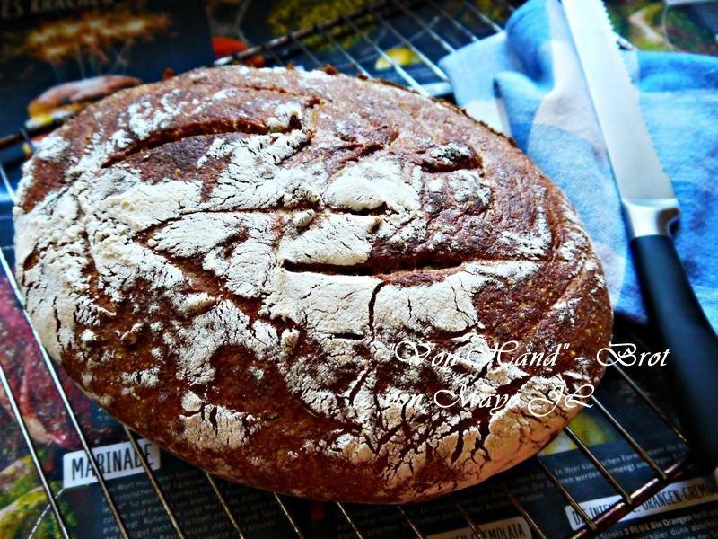 小麥全麥酸麵糰麵包