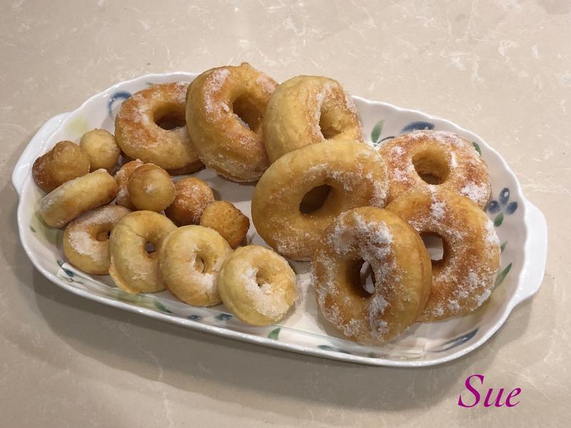小米甜甜圈