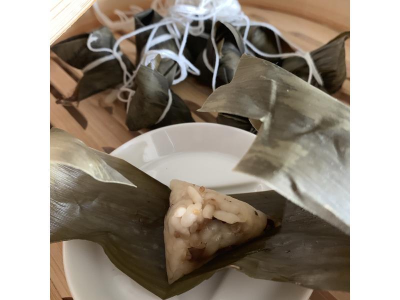 紅棗藜麥寶寶粽