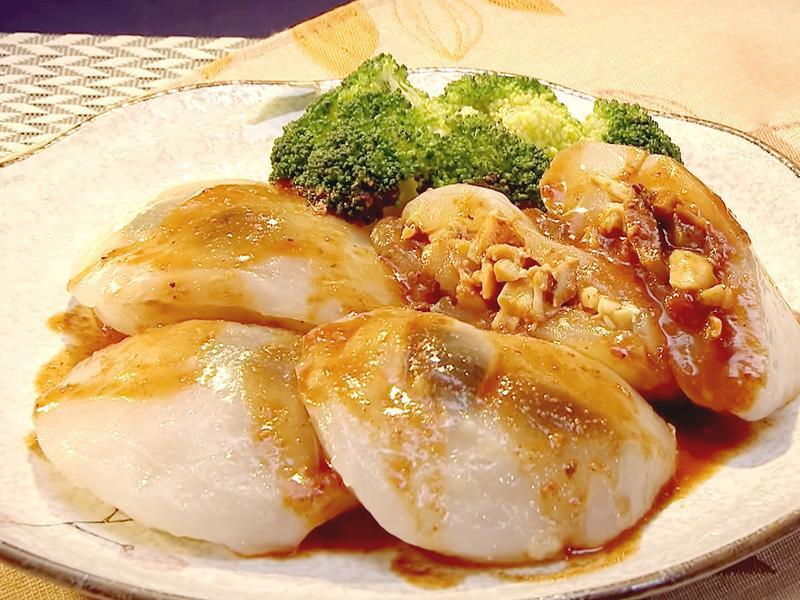 QQ素肉圓   零廚藝OK   輕鬆上桌