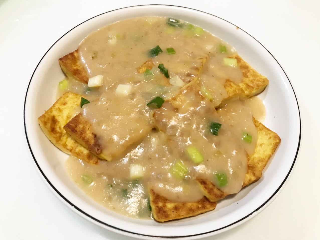 👩🏻🍳日式味噌醬豆腐