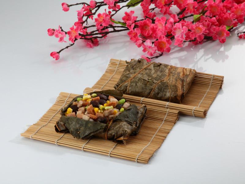 四季江戶味之秋季料理-荷香蔬食薏芢飯