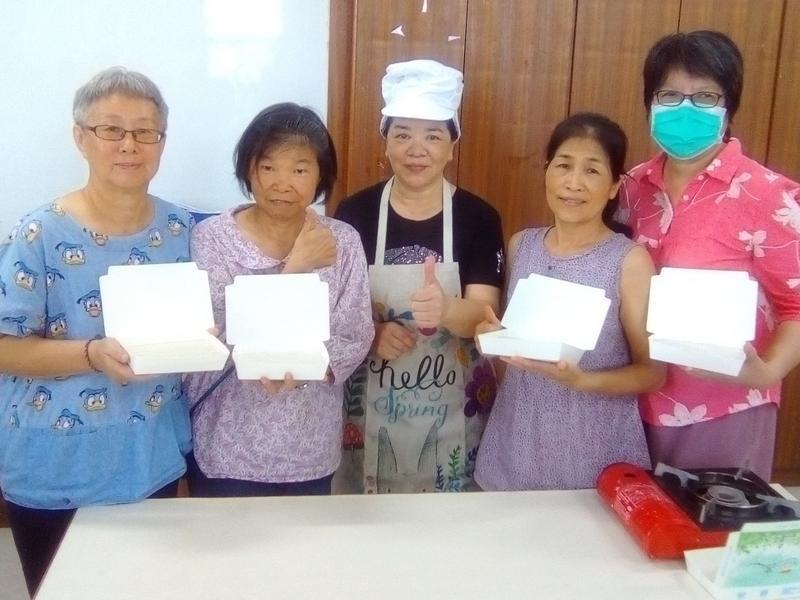 花生豆腐第三組