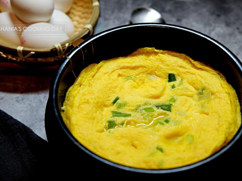 韓式蒸蛋 - 香嫩滑順滿足你的胃