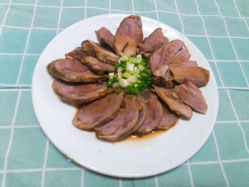 滷豬腱肉~電鍋料理