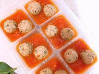 寶寶番茄肉丸義大利麵