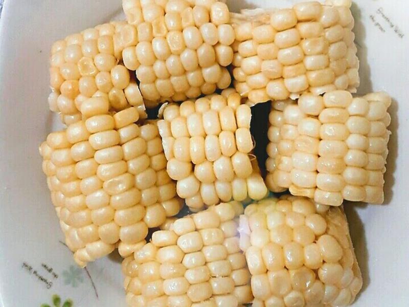 薄鹽水果玉米
