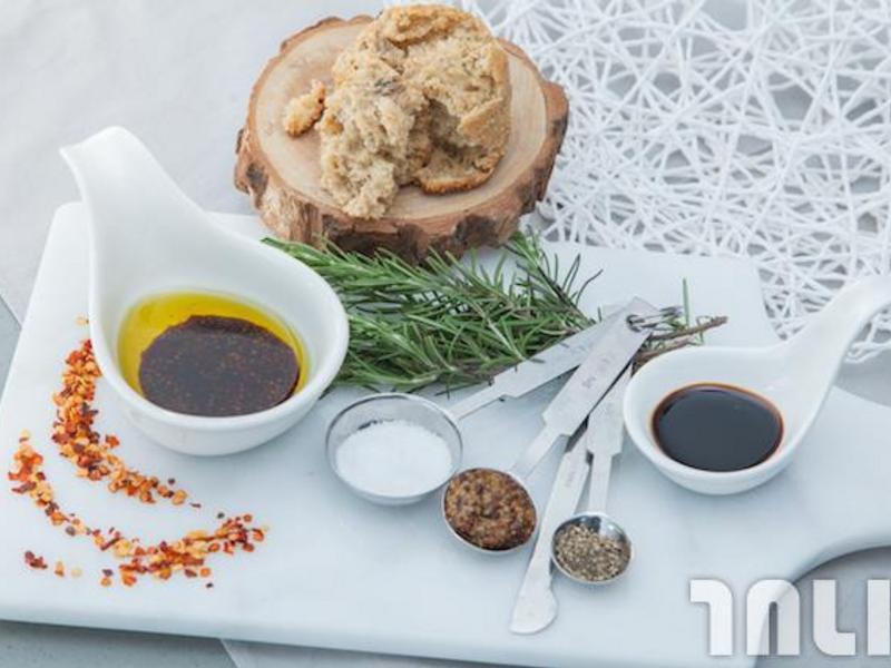 低醣料理 {醬料} 義式油醋醬