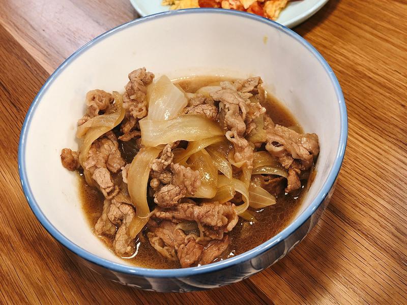 家常味~牛肉壽喜燒