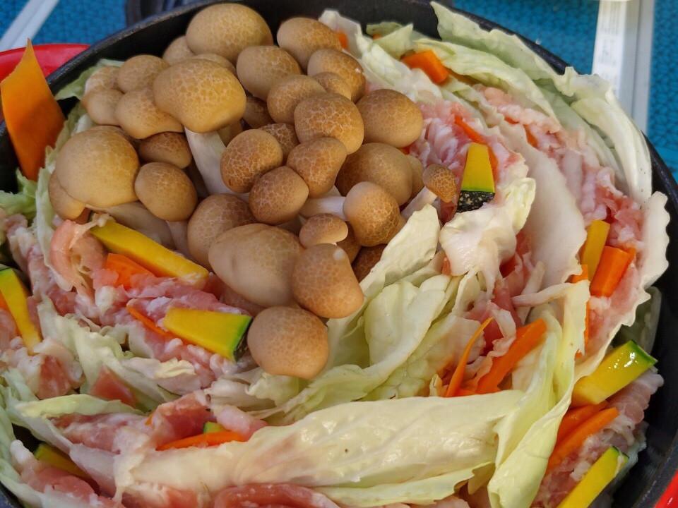 清爽蔬菜鍋