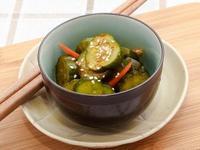 【厚生廚房】韓式醃小黃瓜