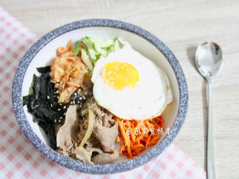 韓國烤肉拌飯