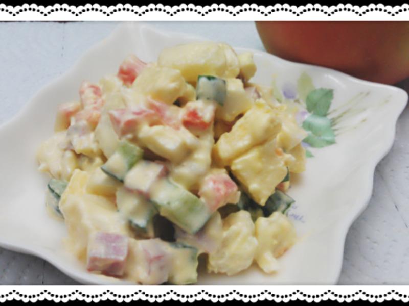 滿點馬鈴薯沙拉