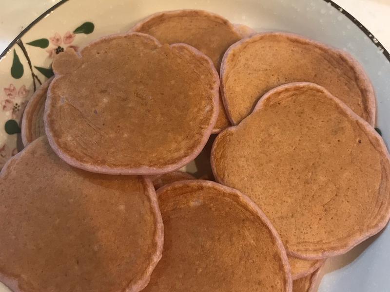 紫山藥小鬆餅(副食品)