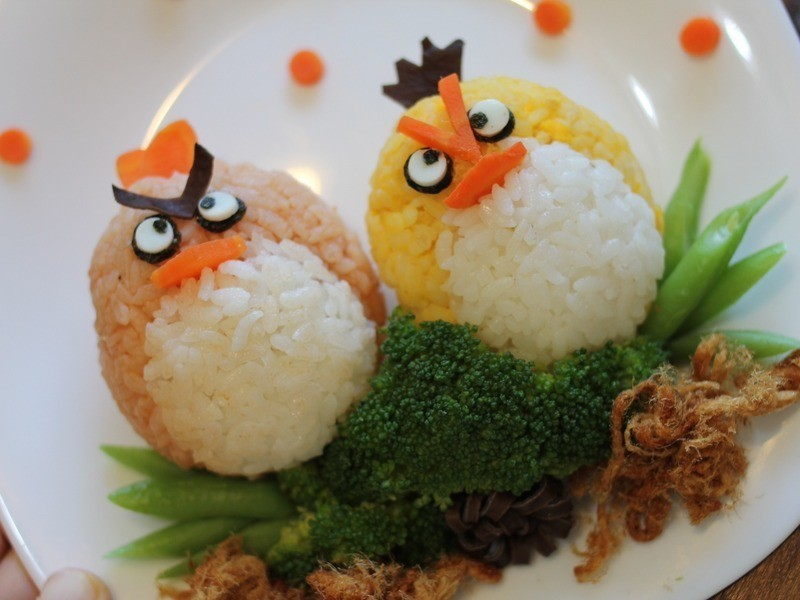 Kitty喵-Angry birds