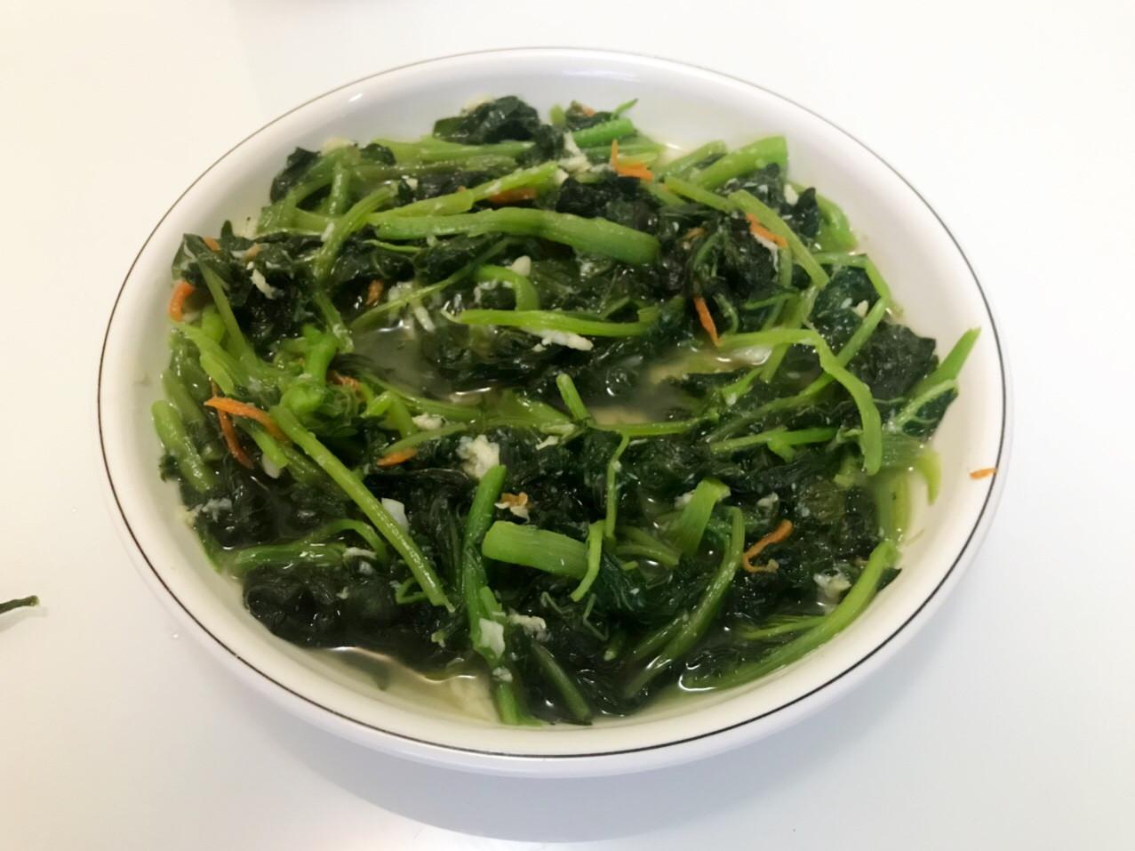 👩🏻🍳蒜香炒莧菜