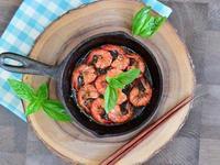 西班牙風味大蒜蝦