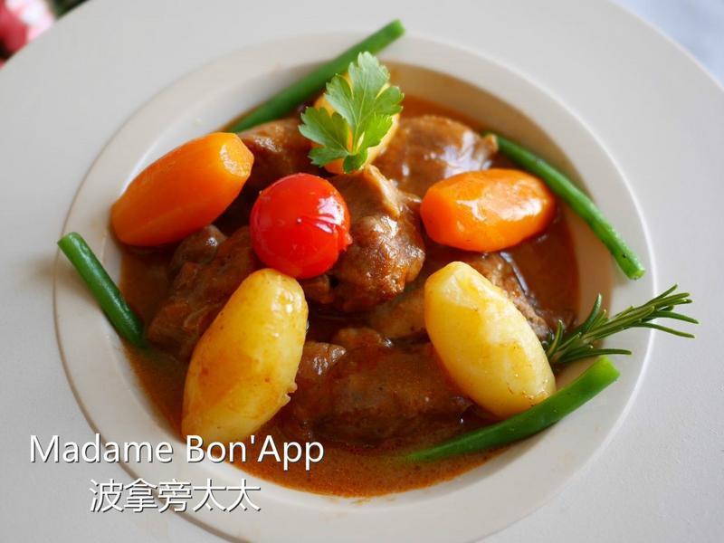 法式經典迷迭香燉肉