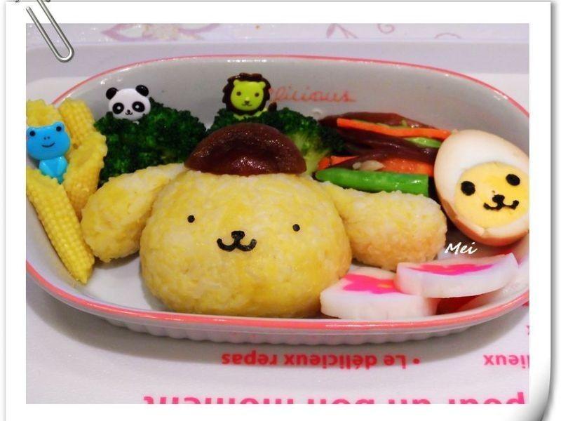 【親子食堂】布丁狗地瓜飯飯