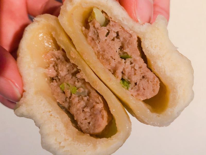 動手做起來 香蔥肉包 超簡單