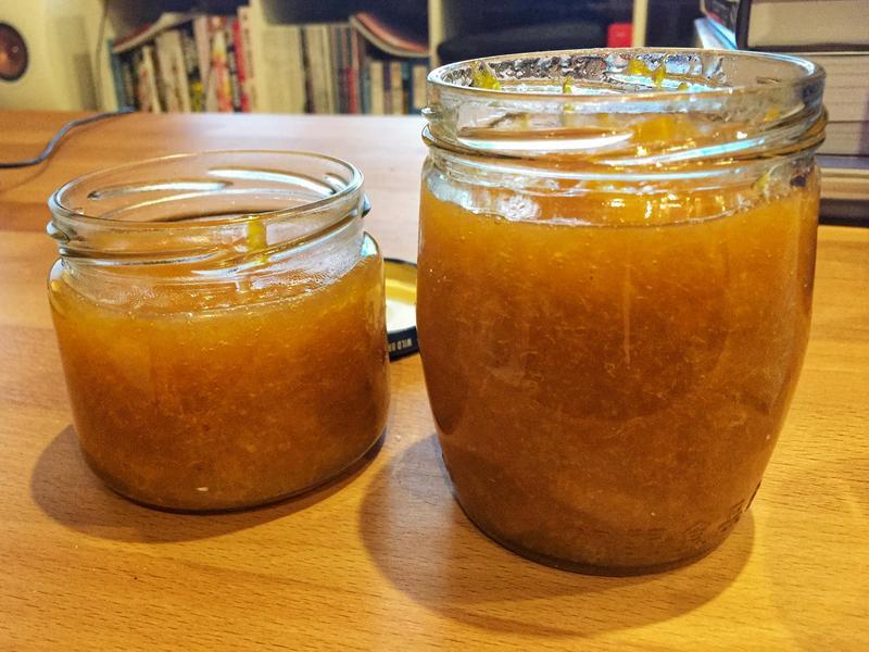 柑橘檸檬果醬