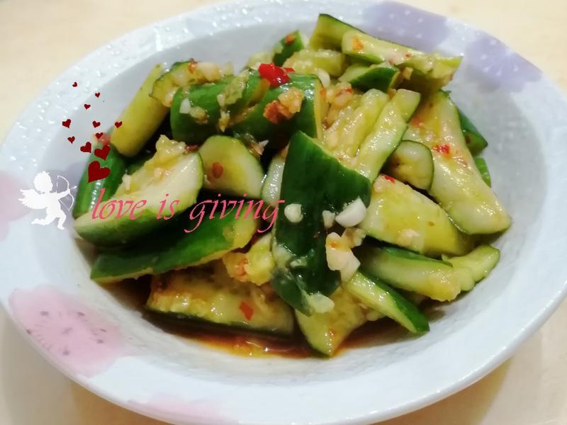 醬漬小黃瓜
